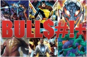 Marvel BS 2015